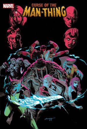 X-MEN CURSE MAN-THING (2021) #1