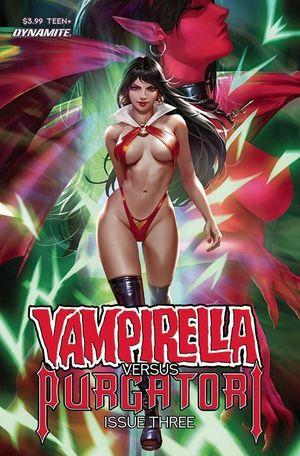 VAMPIRELLA VS PURGATORI (2021) #3