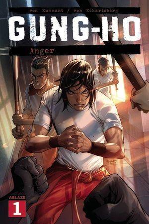 GUNG HO ANGER (2021) #1