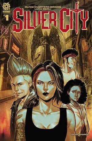 SILVER CITY (2021) #1