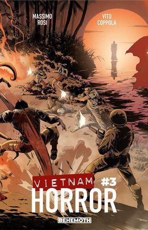 VIETNAM HORROR (2021) #3