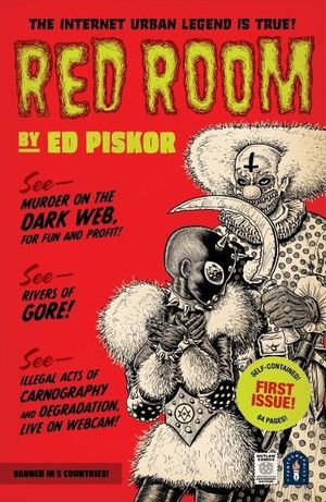 RED ROOM (2021) #1