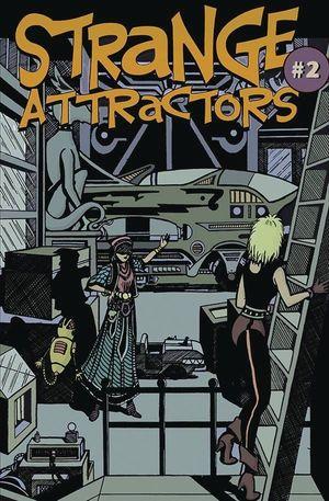 STRANGE ATTRACTORS (2021) #2