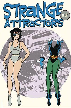STRANGE ATTRACTORS (2021) #2C