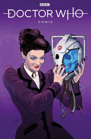 DOCTOR WHO MISSY (2021) #2