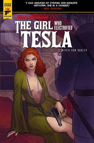 MINKY WOODCOCK GIRL ELECTRIFIED TESLA (2021) #2