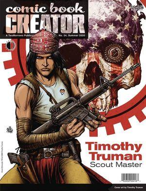 COMIC BOOK CREATOR (2013) #24
