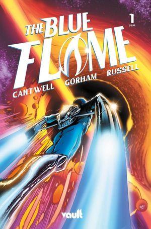 BLUE FLAME (2021) #1