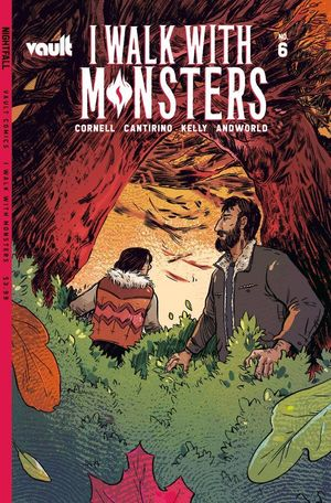 I WALK WITH MONSTERS (2020) #6