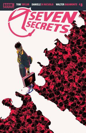 SEVEN SECRETS (2020) #8