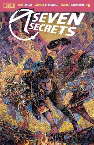 SEVEN SECRETS (2020) #8B