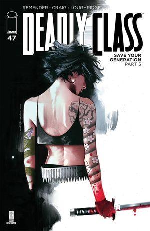 DEADLY CLASS (2013) #47B
