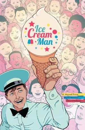 ICE CREAM MAN TP VOL 01 RAINBOW SPRINKLES (APR180546)
