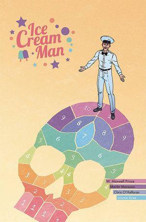 ICE CREAM MAN TP VOL 03 HOPSCOTCH MELANGE (APR190070) (MR)