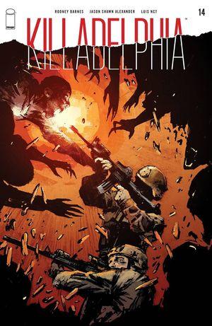 KILLADELPHIA #14 CVR A ALEXANDER (MR)