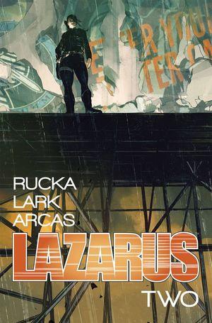 LAZARUS TP VOL 02 LIFT (FEB140527) (MR)
