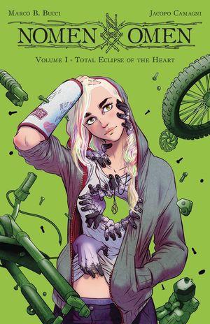 NOMEN OMEN TP VOL 01 TOTAL ECLIPSE OF THE HEART (JAN200186)