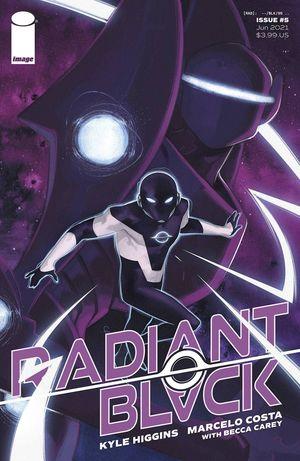 RADIANT BLACK (2021) #5B