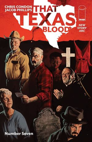 THAT TEXAS BLOOD (2020) #7