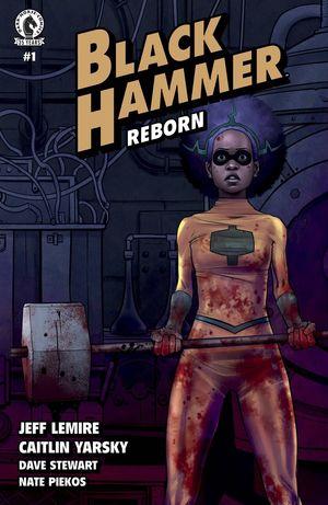 BLACK HAMMER REBORN (2021) #1