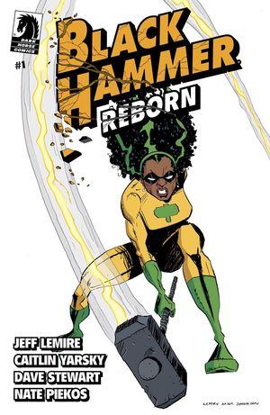 BLACK HAMMER REBORN (2021) #1B