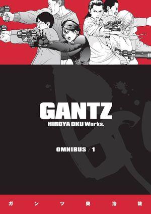 GANTZ OMNIBUS TP VOL 01 (APR180031) (MR)