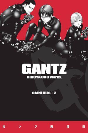 GANTZ OMNIBUS TP VOL 02 (AUG180380)