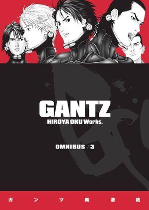 GANTZ OMNIBUS TP VOL 03 (DEC180419)