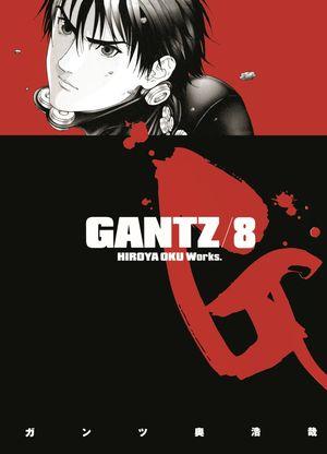 GANTZ TP VOL 08 (JUN090062) (MR)