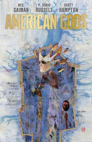 NEIL GAIMAN AMERICAN GODS HC VOL 03 MOMENT STORM (JAN200307)