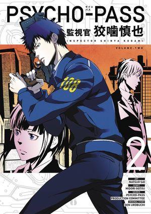 PSYCHO PASS INSPECTOR SHINYA KOGAMI TP VOL 02 (JAN170173)