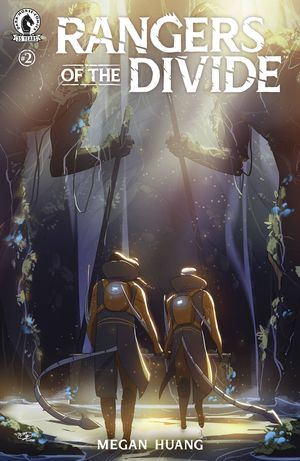 RANGERS OF THE DIVIDE #2 (OF 4)