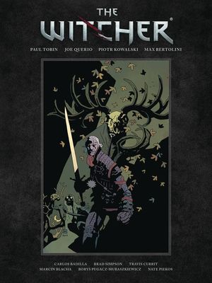 WITCHER LIBRARY EDITION HC (JUN180355)