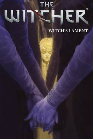 WITCHER WITCHS LAMENT #2 (OF 4) CVR A DEL REY