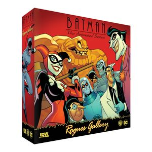 BATMAN ANIMATED SERIES ROGUES GALLERY (MAR190752)