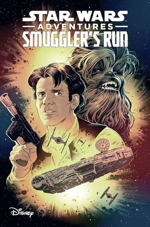STAR WARS ADVENTURES SMUGGLERS RUN TP