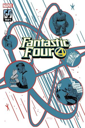 FANTASTIC FOUR LIFE STORY #2 (OF 6)