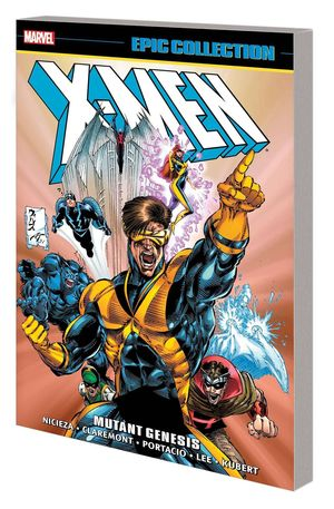 X-MEN EPIC COLLECTION TP MUTANT GENESIS NEW PTG