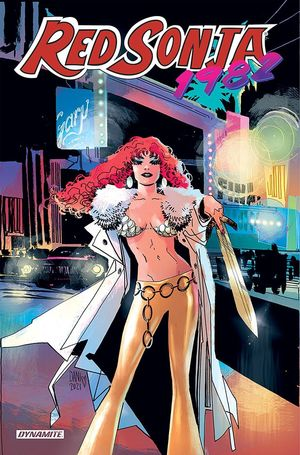 RED SONJA 1982 ONE SHOT CVR A DANI