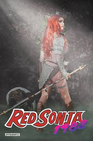 RED SONJA 1982 ONE SHOT CVR C COSPLAY