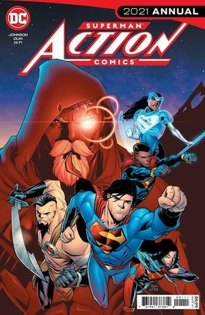ACTION COMICS ANNUAL (2021) #1