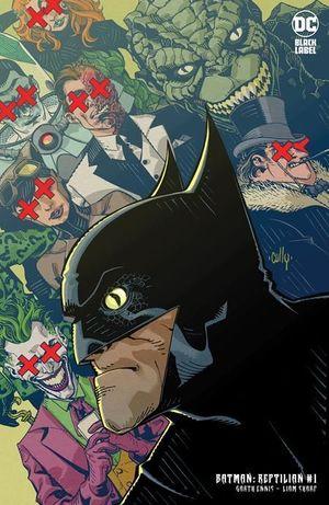 BATMAN REPTILIAN (2021) #1B