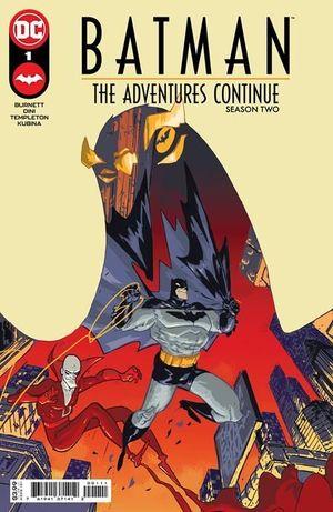 BATMAN THE ADVENTURES CONTINUE SEASON II (2021)