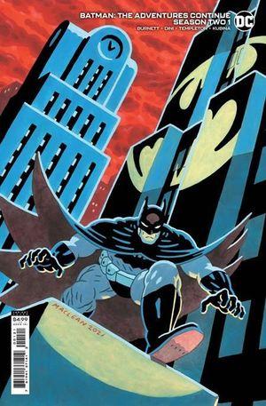 BATMAN THE ADVENTURES CONTINUE SEASON II (2021) #1B