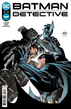 BATMAN THE DETECTIVE (2021) #3