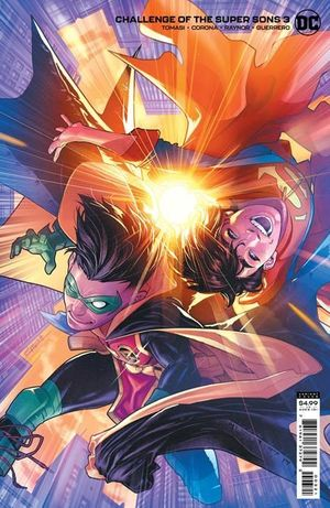 CHALLENGE OF THE SUPER SONS (2021) #3B