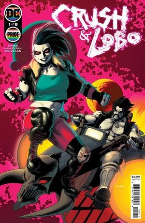 CRUSH & LOBO (2021) #1