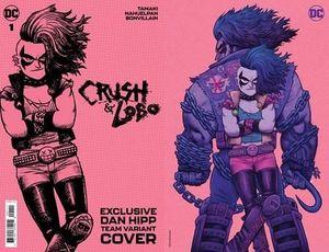 CRUSH & LOBO (2021) #1 HIPP