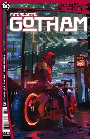 FUTURE STATE GOTHAM (2021) #2