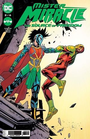 MISTER MIRACLE THE SOURCE OF FREEDOM (2021) #2